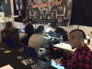 Tattoo Expo Salone degli Incanti 2017 Trieste