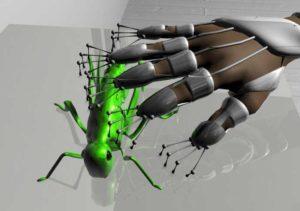 robotica Ken Grasshopper