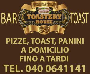 Toastery House 65 Trieste pizze toast panini a domicilio