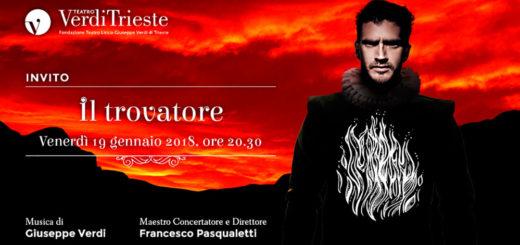 Giuseppe Verdi Il Trovatore Trieste