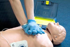 defibrillatore corsi Sap