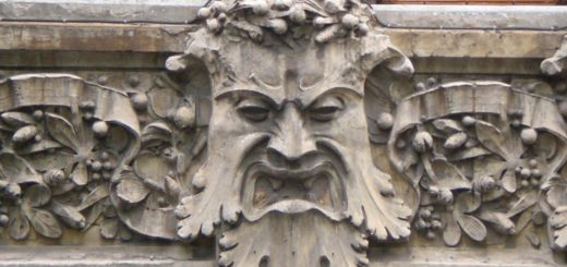 mascherone via Tigor Trieste superstizione CICAP
