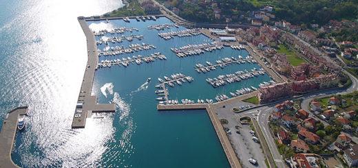 Porto San Rocco Muggia marina