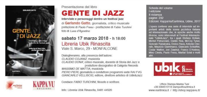 Gente di Jazz Ubik Monfalcone