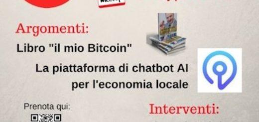 libro Il Mio Bitcoin di Alessandro Valerio