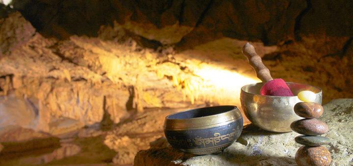 meditazione in grotta Villanova