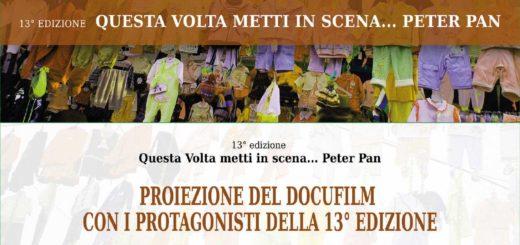 Questa volta metti in scena Peter Pan Udine