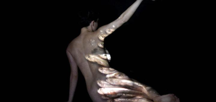 performance Sirene Fluide di Alexopoulou Furlani - foto di Damjan Balbi