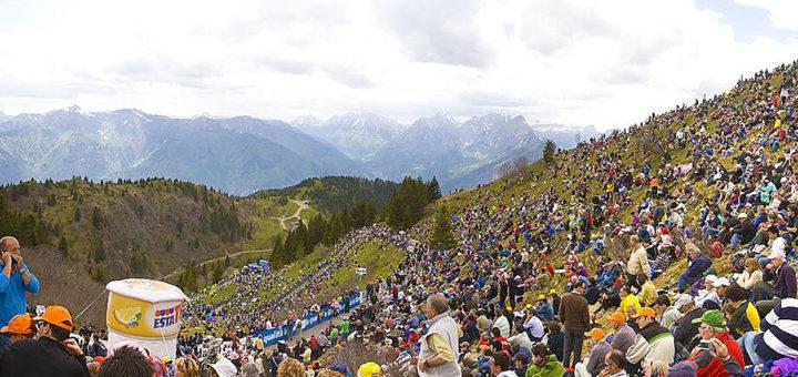Zoncolan Giro d'Italia