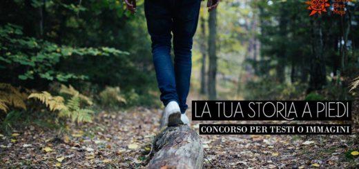 La tua storia a piedi