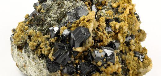 Blenda minerale