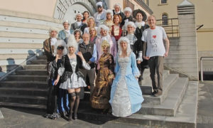 gruppo teatrale Teatrolingua del Lussemburgo