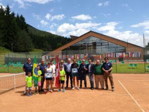 Premiazioni Citta di Tarvisio Cup 2018