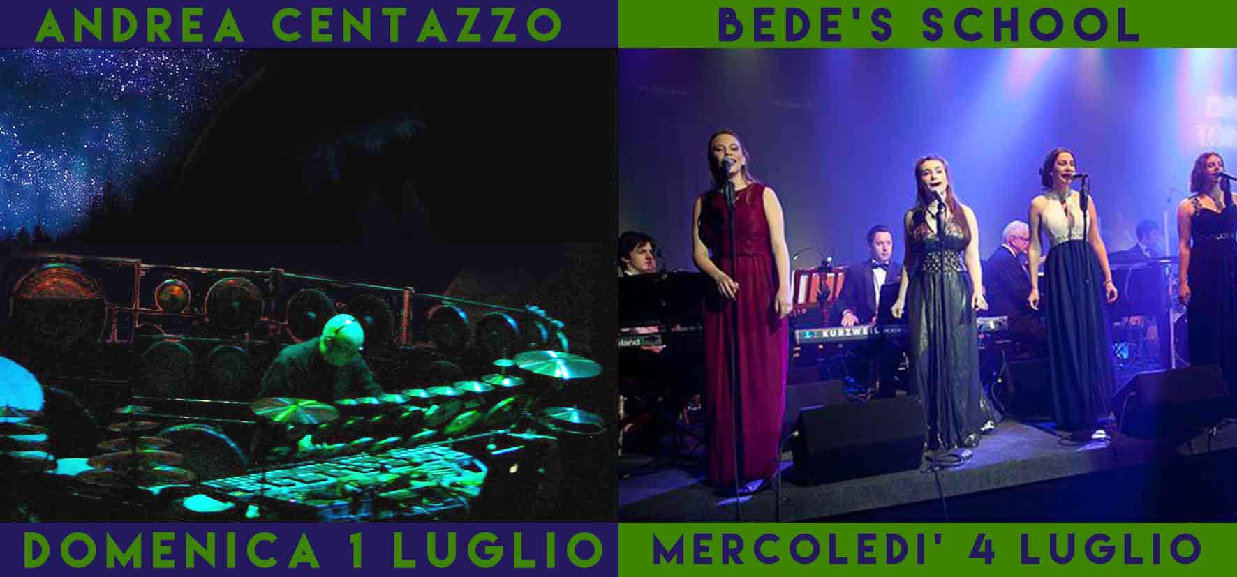 Andrea Centazzo - Bede's School