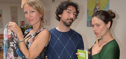 Micol Brusaferro - Diego Manna - Chiara Gelmini