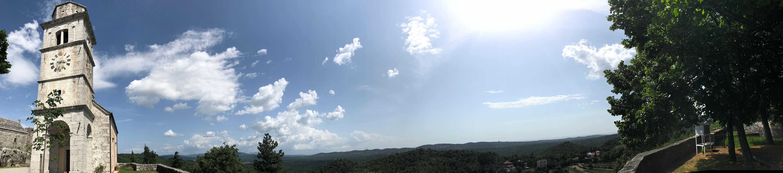 Zolla Monrupino panorama