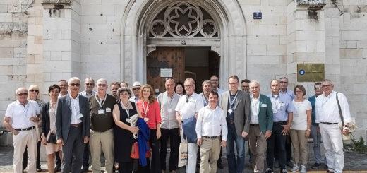 delegazione Alta Franconia Baviera al Porto di Trieste