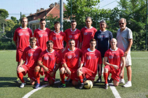 nazionale giuliana di calcio 2018
