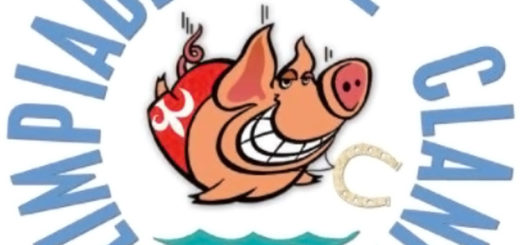 Olimpiade delle Clanfe logo
