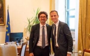 Toninelli e Fedriga