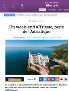 turismo Trieste Le Figaro