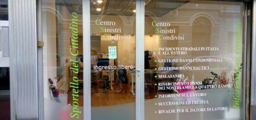 centro sinistri condivisi associazione Veritas
