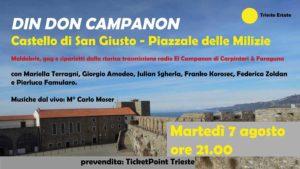 Din Don Campanon San Giusto