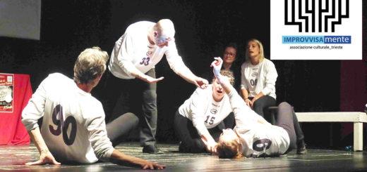 Improvvisamente teatro improvvisazione teatrale