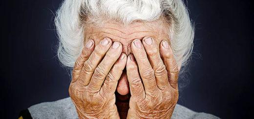 violenza su anziani