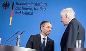 Berlino: Herbert Kickl e Horst Seehofer