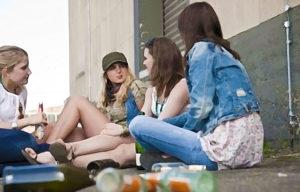 giovani drogati