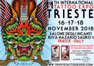 Tattoo Expo Trieste 2018