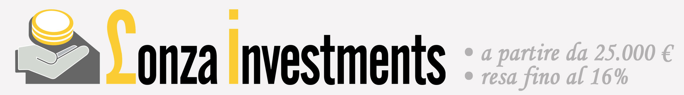 Lonza Investments - investimenti alta rendita