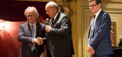 Paolo Fazioli e Roberto Dipiazza