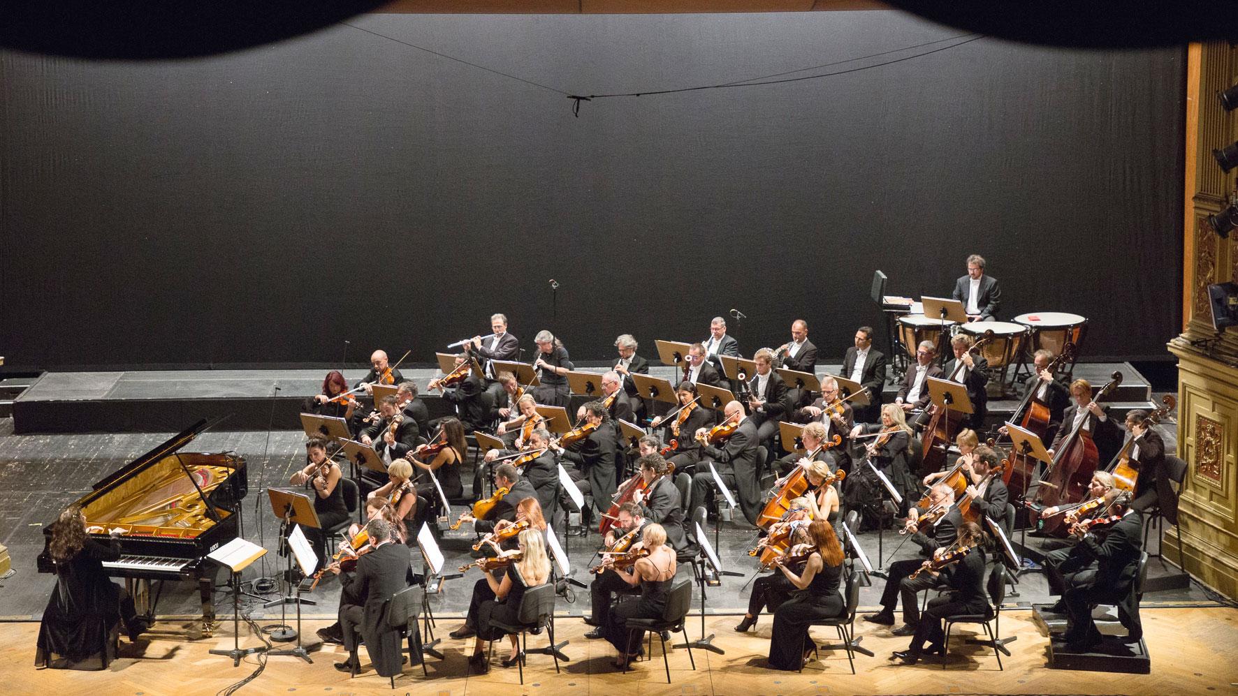 concerto stagione sinfonica teatro Verdi Trieste