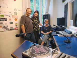 redazione radio Choralia on air cori