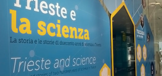 Trieste e la scienza - Triest and the science