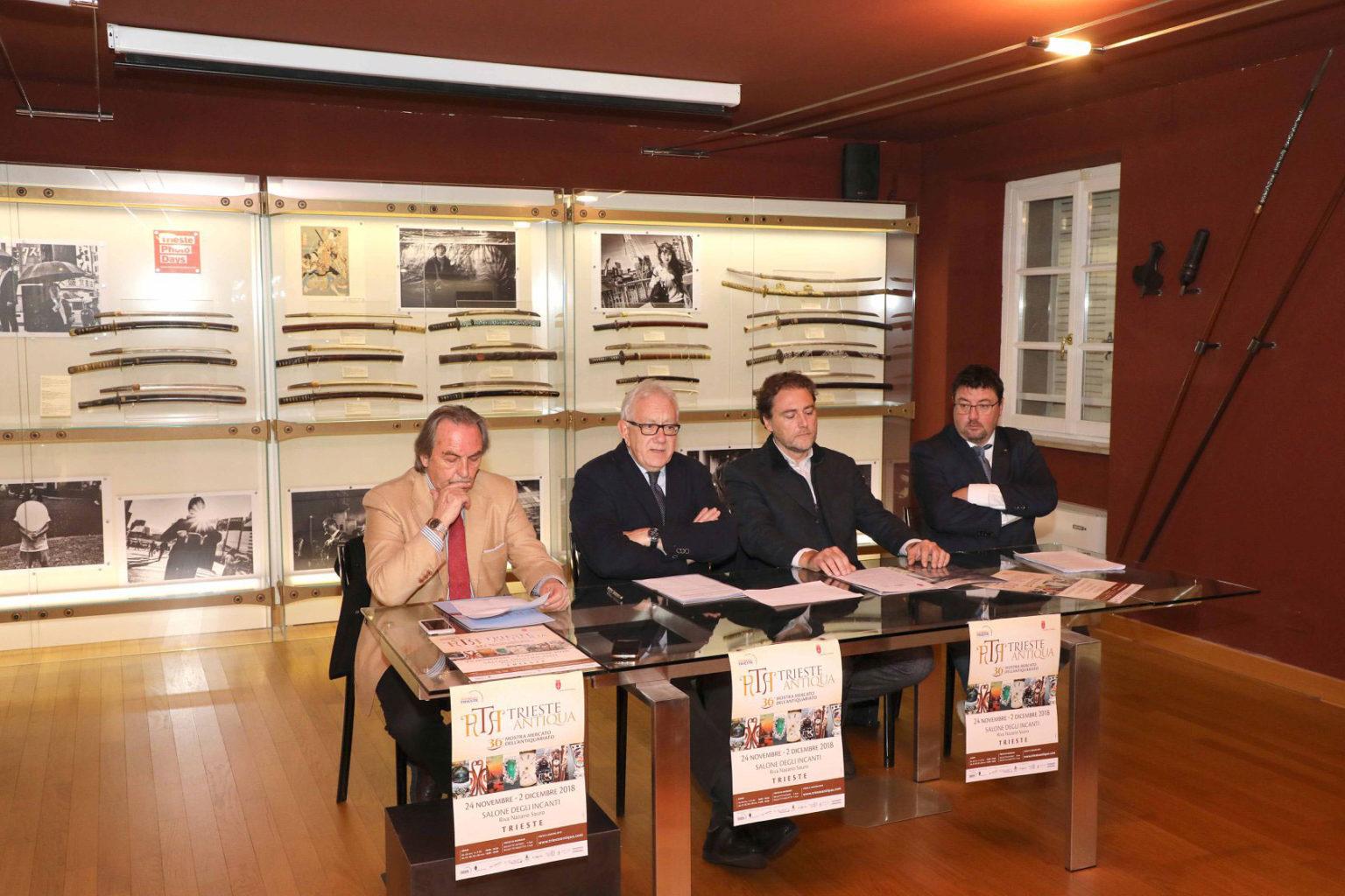 Giorgio Rossi -  Piero Colavitti TriesteAntiqua