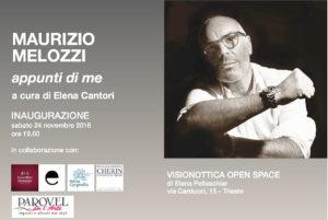 Maurizio Melozzi mostra