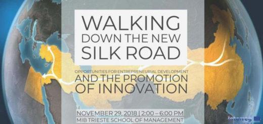 silk road via della seta Cina Adriatico
