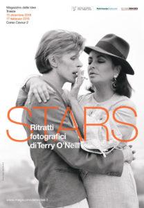 Stars ritratti fotografici di Terry O'Neill