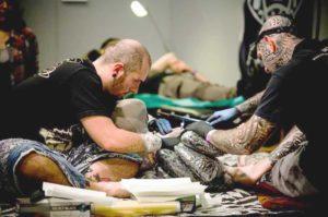 Trieste Tattoo Expo 2018 tatuatori