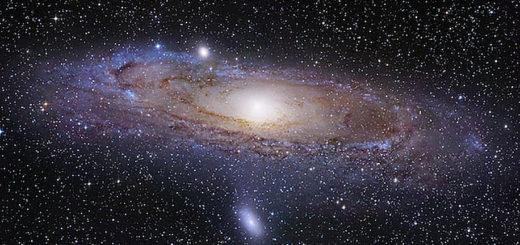 Galassia di Andromeda - foto Nasa