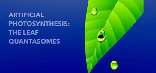 quantasomes sintesi artificiale