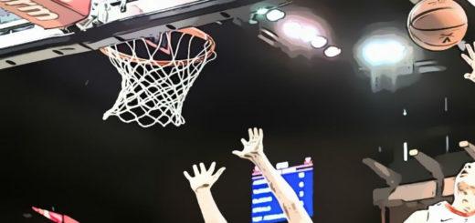basket pallacanestro tiro
