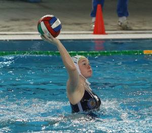 Giorgia Klatowski orchette pallanuoto Trieste