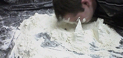 inghiotte cocaina