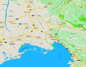 Trieste Gorizia Udine Pordenone