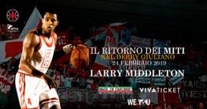 Larry Middleton