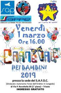 Carnevale 2019 Sap Sappe Conapo